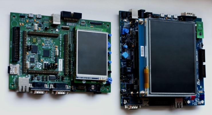 Operating Devices with an Off-the-Shelf Solution
