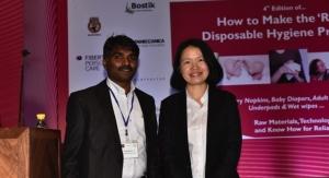 Bostik Discusses Hygiene Adhesives at Indian Symposium