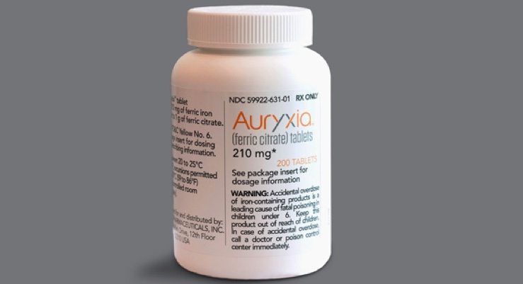 BioVectra, Keryx Enter Supply Agreement for Kidney Disease