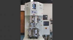 Ross Offers Advanced Planetary Mixer for No-charge Testing