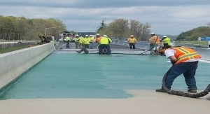 Chemline Offers High-Performance, Polyurea Coating for Concrete