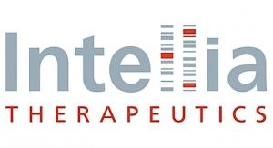 Intellia Therapeutics Appoints CEO