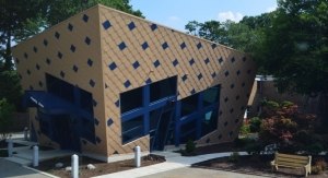 Stepping Stones Preschool Enlists Dynamic Duo of Valspar's Fluropon Coatings for New Building