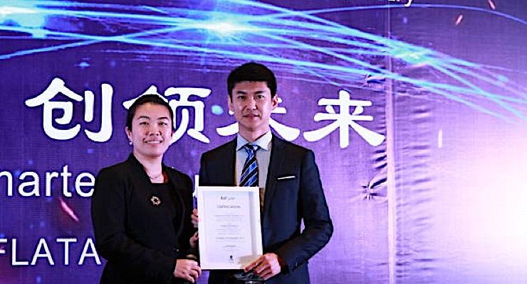 UPM Raflatac brings RafCycle to China