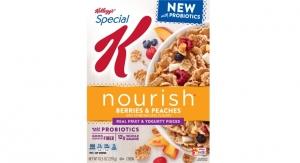 Special K Debuts New Cereal with Probiotics