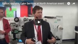 Xeikon explains Color Services at North American event