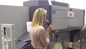 Durst presents Tau 330E in Brussels