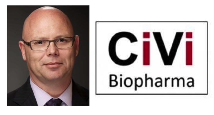CiVi Biopharma Appoints New CEO