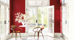New Year, New Hue: 2018 Interior Architectural Coatings Trends