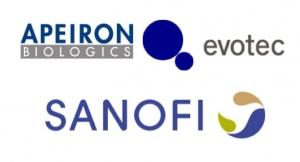 APEIRON, Evotec Receive First Milestone from Sanofi