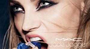 M∙A∙C Taps Jade Jagger for Makeup