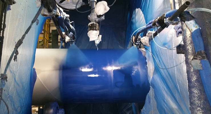 Chemline 2265: Third Party Certified to Meet/Exceed All AWWA C222-08 Requirements