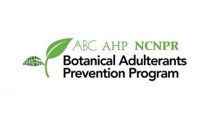 Botanical Adulterants Program Changes Name