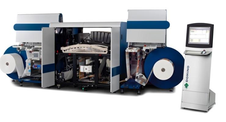 Graphics Universal adds Domino N610i UV inkjet press