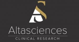 Altasciences Announces Key Medical Hire