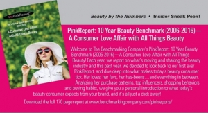 Pink Report: 10-Year Beauty Benchmark