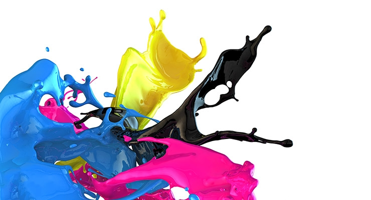 The Changing World  Of Printing Inks
