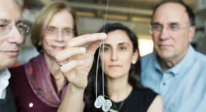 Ultrathin Needle Delivers Drugs Directly to the Brain
