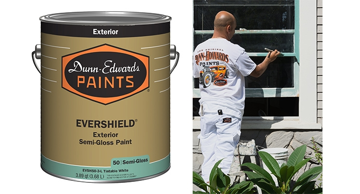 Dunn-Edwards Paints IntroducesImproved Performance Evershield
