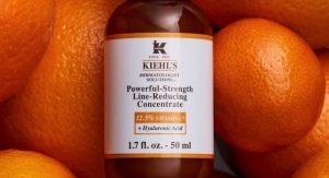 Kiehl's Increases Concentration of Vitamin C in Popular Serum