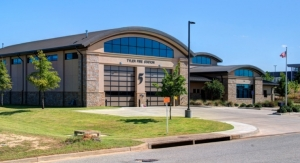 Valspar, McElroy Metal Team Up to Add Curve, Character to Tyler Fire Station No. 5 in East Texas