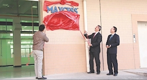 Maxcess China celebrates 10 years by expanding