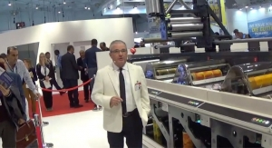 Nilpeter showcases new FA Line at Labelexpo Europe