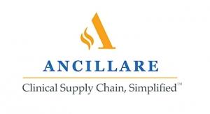 Ancillare Gains Clinical Supply Chain WDA