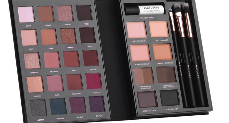 Target Adds Profusion Cosmetics