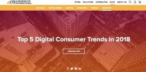 Top 5 Digital Consumer Trends