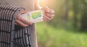 UPM Raflatac launches new white plant-based film