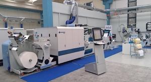 Lombardi Converting Machinery unveils new showroom