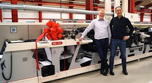 Nilpeter hits milestone for MO-4 offset press