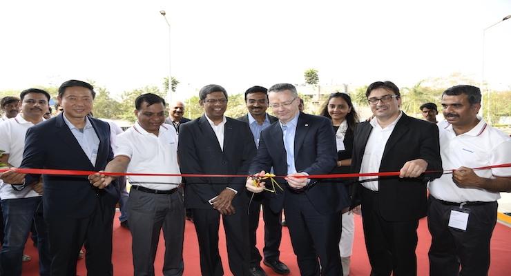 AkzoNobel Inaugurates Powder Coatings Plant in Mumbai, India