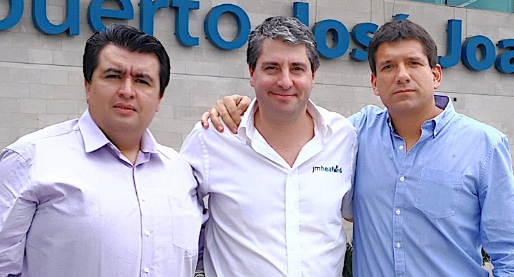 JM Heaford appoints new agent in Ecuador