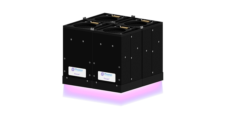 Phoseon Technology Exhibits LED Curing Solutions at FPD China 2018