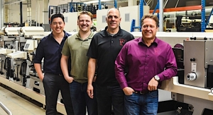 All American Label upgrades with new Nilpeter MO-4 offset press
