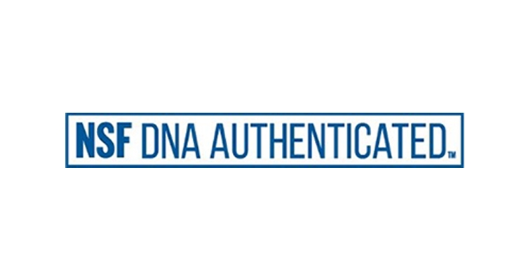 NSF International Debuts DNA Authenticated Mark for Dietary Supplement Ingredients