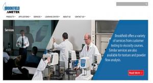AMETEK Brookfield Launches New Website