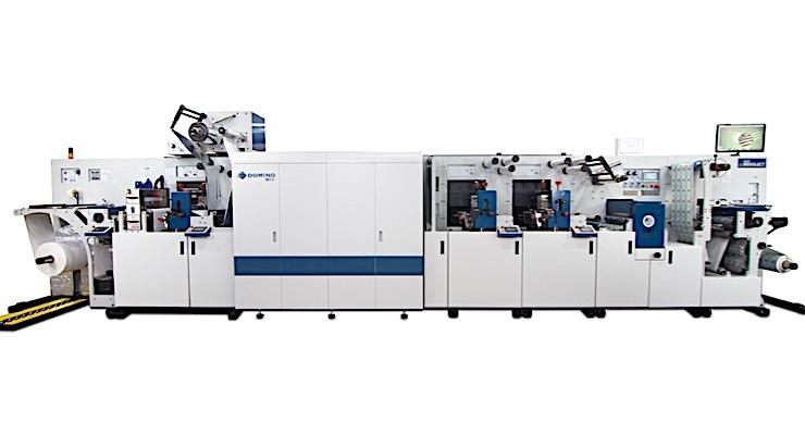 International Label & Printing installs 'CEI BossJet powered by Domino'