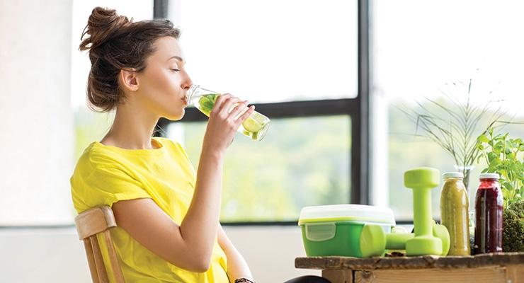 Antioxidant Beverages: Quenching Thirst & Free-Radicals