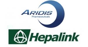 Aridis, Hepalink Form Joint Venture