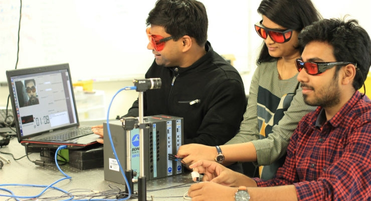 Rice-Led Team Aims for Mini Microscopes to Monitor 100 Health Conditions