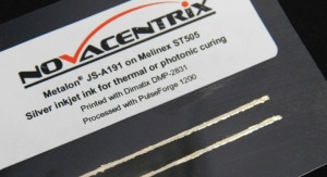 The Changing Needs for Conductive Inks