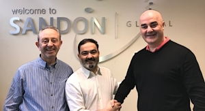 Sandon Global strengthens European presence