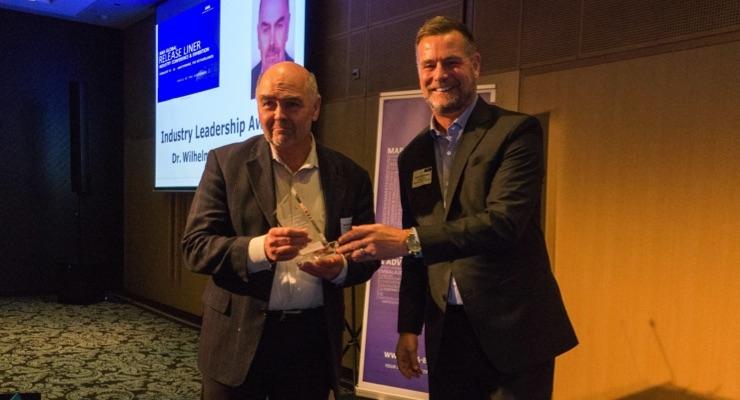 Mondi's Wilhelm Munninger wins AWA releaser liner award