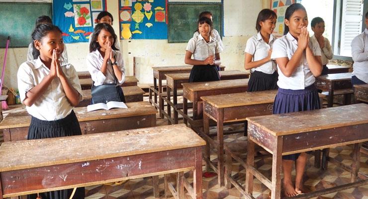 Unicharm Helps Young Girls Adapt to Change