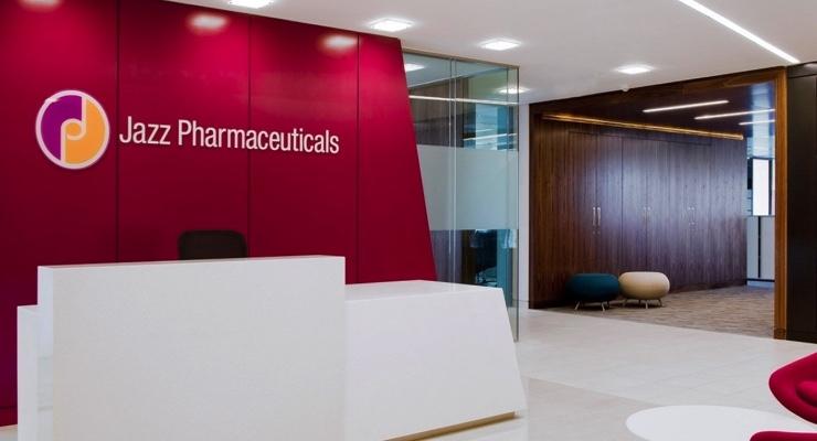 FDA Accepts Jazz Pharma