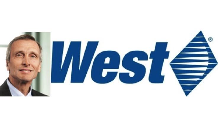 West CFO Announces Plans to Retire