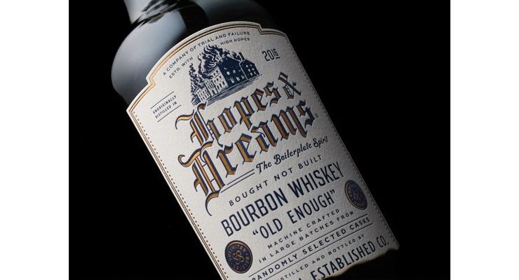 API gives irony to new bourbon